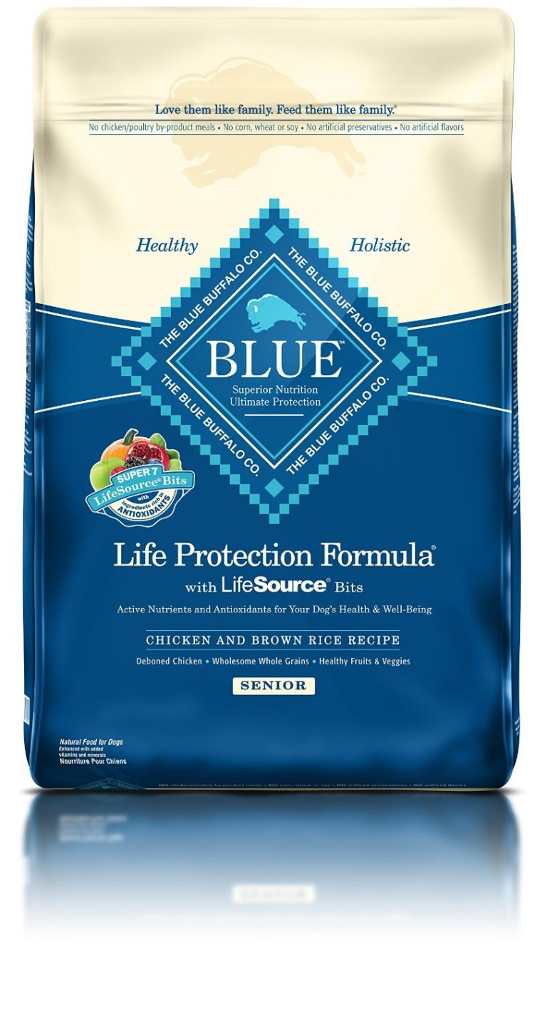 blue buffalo life protection forumla